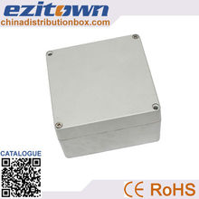 Factory price china's aluminum die casting waterproof junction box