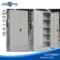 KD metal furniture used office cabinet metal cabinet steel storage cabinet