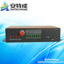 GPRS Remote controller data logger for digital gas flow meter