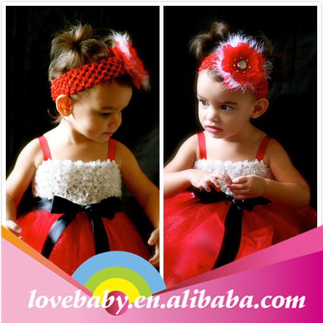 Baby girl chiristmas festa di nozze 3-5 anno abito vecchia ragazza lbs4101631