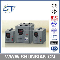 ACH series relay type voltage stabilizer for computer which owns strict design and accurate assemble made in ST group