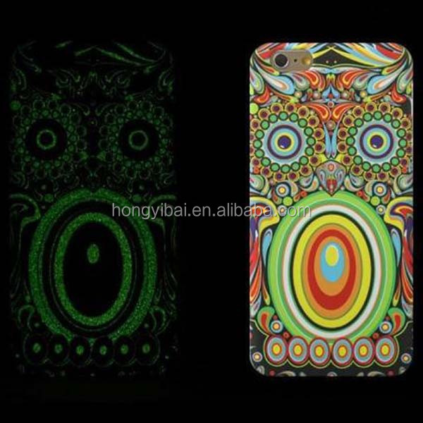 Customized Design Light up mobile Phone Case for iphone6+