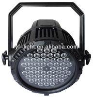 2014 54/3w waterproof led shower wash light