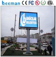 p10 led scroll sign outdoor led display video walls football stadium led display signs