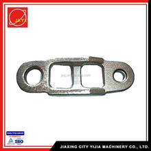 Automobile Motor Cover stainless steel parts spare Construction machinery parts