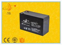 UPS/inverter battery MF 12v 7ah sealed lead acid battery wholesale