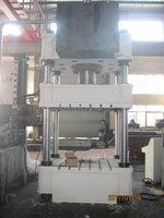 1600 Ton Four column hydraulic press machine steel door frame press machine