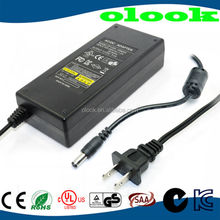 12v 8A Laptop Power Adapter / switching power supply desktop type with ce ul rohs