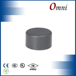 round domed tube insert