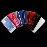 New S Line TPU Soft case cover For ZTE Blade S6 Lux Q7