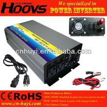 500W pure sine wave inverter with built-in battery charger ups
