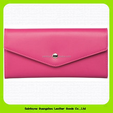 15074 Fashion Ladies Leather Women's Wallet Purse Long Style Brand Quality