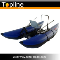 Reasoable low price fishing pontoon boats wholesale