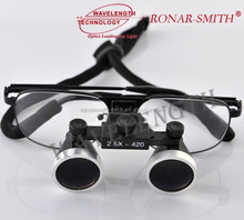 Dental surgical binocular loupes
