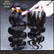 100% virgin hair HIGH QUALITY aliexpress brazilian hair wet and wavy virgin hair bundles with lace closure