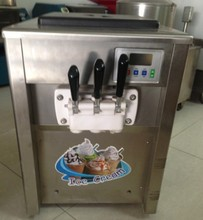899USD CIF price for 3 flavor soft yogurt ice cream machine from SURE AMY