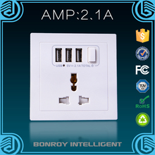 The Helpful electrical creative new hotel plug adapter available for all decoration styles