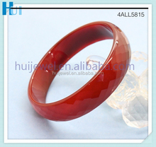 faceted red bangle for women bangles daily wear bangle