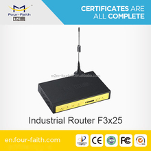 F3425 3g router for intelligent transportation oil&gas solution atm&pos water resources and hydropower i