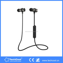 water Proof Sport Wireless Bluetooth Earbud4.1 Stereo Headphone/Headset with Supports for Handsfree for Iphone android systems