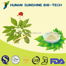 food and beverage ingredient Anti-cancer And Anti-fatigue Ginsenoside Re