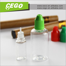 2015 wholesale pastic bottles for e cigarette oil, 10ml PET bottle for nicotines, e-liquid plastic bottle
