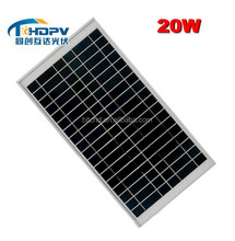 High power 5w 20w 30w 40w cheap price pv solar panels for traffic application