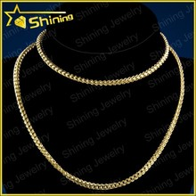 Hot Gift Jewelry 4mm 925 Sterling silver Decorative Chain Links