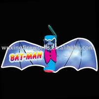 Bat -Man Wheel Fireworks toy fireworks/Ground Spinners & Helicopters Fireworks
