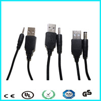 1.5m 3.5*1.35mm usb dc power cable