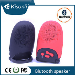High Quality Portable Subwoofer Bluetooth Speaker With Selfie Remote Shutter
