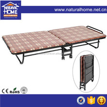 Metal bunk Ikea folding bed simple beds designs home bedroom guest room furniture sets Rollaway Extra folding bed