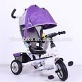 Andador triciclo, venta al por mayor triciclo de niños, baby triciclo