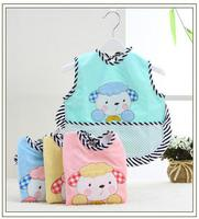 Wholesale The new 2015 cartoon crystal pile waterproof Happy sheep eating and clothes Vest type kid apron