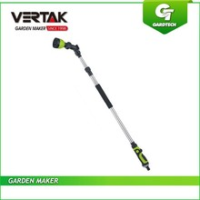 One-stop garden supplier 8 function pressure washer 18' telescoping wand