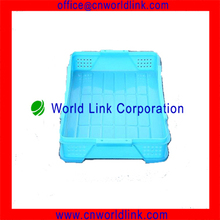 High Quality Storage Plastic Stackable Fruit Tray