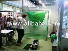 Foldable Customized Personal Practice Golf Net Set