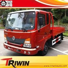 4x2 6-wheel drive left right hand steering 96KW 130hp euro3 2 ton china pickup truck