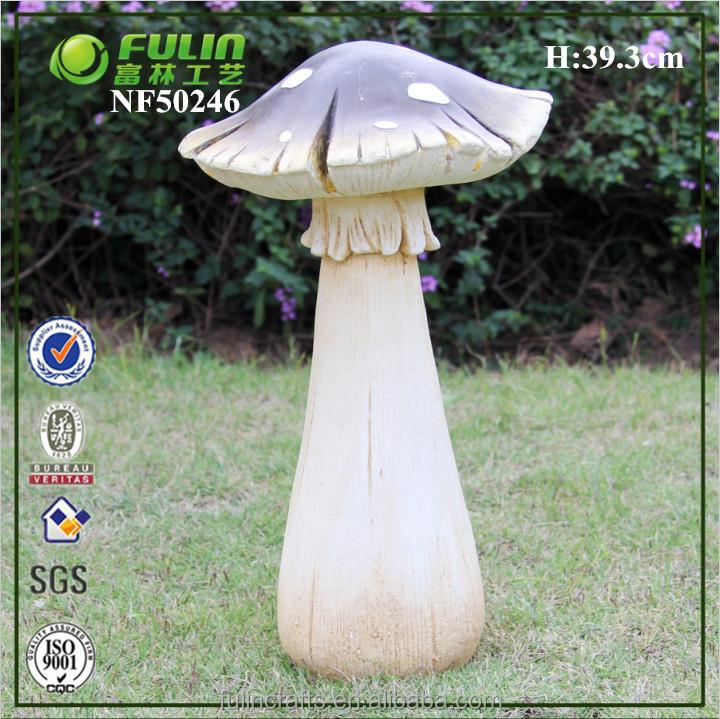 Pas cher r sine jardin d coration champignons d 39 autres accessoires de jardinage et l ments d Setas de jardin