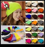 New Unisex Men/Women Warm Winter Beanie Hat Slouchy Ski Hat Oversize Hip Hop Cap