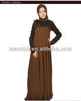 islamic women clothing kaftans jilbab indonesia kaftan wholesale with flower