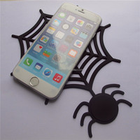 Factory Supply Christmas OEM ODM Silicone Gift Anti Slip Cellphone Pad