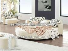 Luxury high-quality circular beds