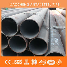 Hot rolled 16 inch seamless steel pipe with thicness sch40 sch80