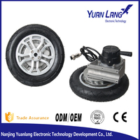 Brushless DC motor and controller kit brushless hub motor for wheelchair