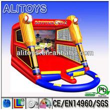 ALITOYS new game---inflatable basketball toss games