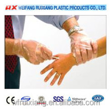Best selling products,PE medical gloves for hospital
