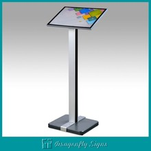 Hot sale poster stand / display stand / stand poster