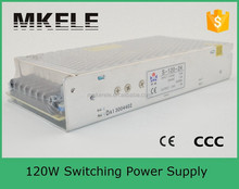 S-120-48 industrial oem 120w single output power supply 48v 120w power supply