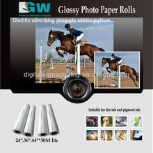 Factory supply professional photo printing 300gsm photo paper glossy